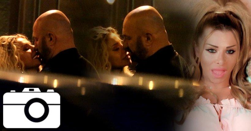 Blonda lui Scărlătescu a ieşit singură în club! A ajuns la urgenţe şi medicii au legat-o de targă! Nu se mai controla şi se dădea cu capul de pereţi