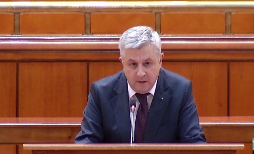 Florin Iordache, sesizare la CCR cu privire la completurile specializate de la ÎCCJ