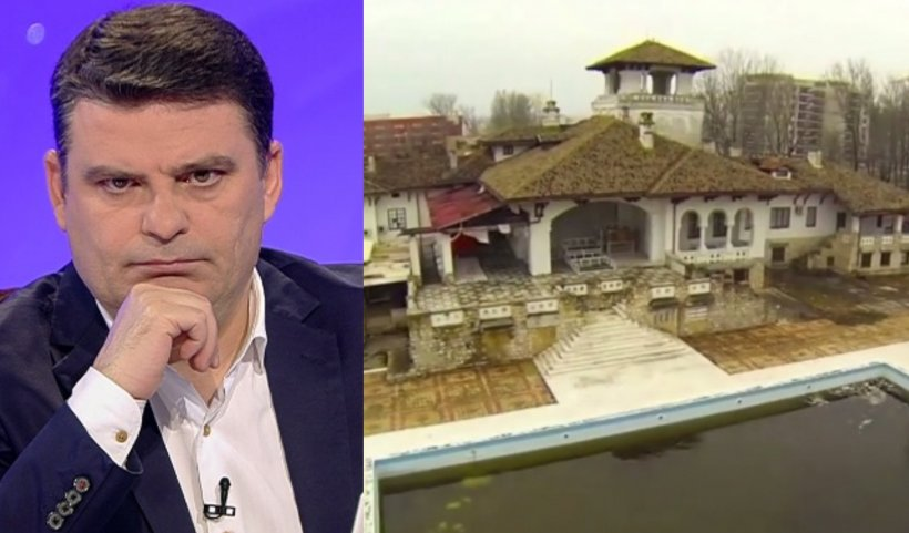 Radu Tudor: Castelul Reginei Maria din Mamaia, un dezastru