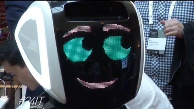 24 IT. Unul din cei mai scumpi roboţi, în România