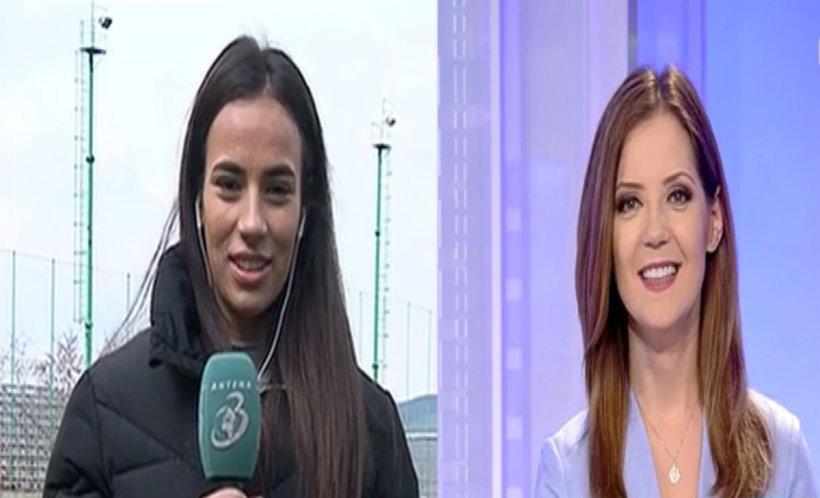 Eroul Zilei. Teodora Meluţă, cea mai bună fotbalistă din România