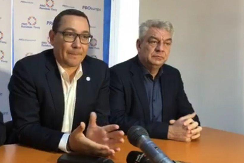 Victor Ponta, informații despre starea de sănătate a lui Mihai Tudose