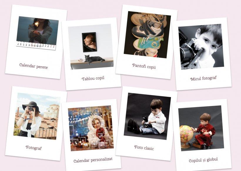 Cele mai frumoase amintiri – calendare și albume foto persoanalizate (P)