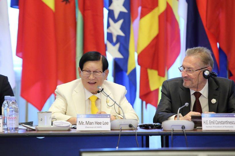 Construirea păcii globale va fi subiect de discuţie în România