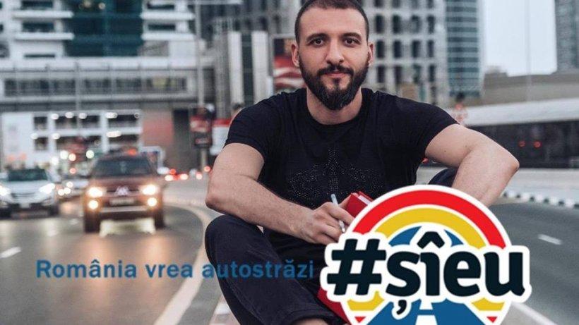 Primul metru de autostradă din Moldova a fost vandalizat