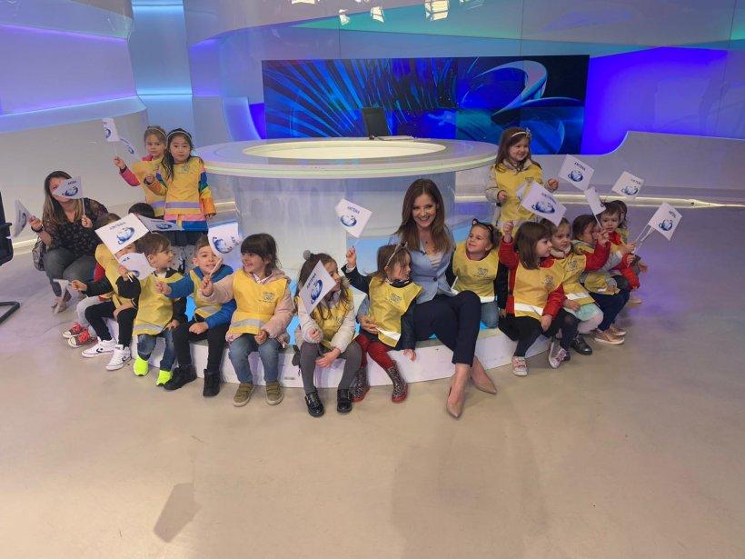 Viitorii jurnaliști, în vizită la Antena 3 și Antena 1