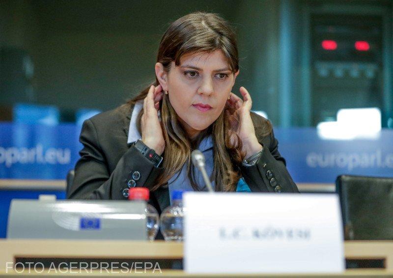 Laura Codruța Kovesi, prima reacție după ce a fost pusă sub control judiciar: Totul face parte din campania de hărțuire. Nu am voie să vorbesc cu presa 16