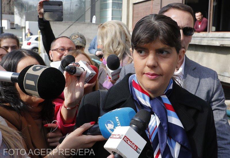 Laura Codruța Kovesi, pusă sub control judiciar. Fosta șefă DNA are rol de inculpat
