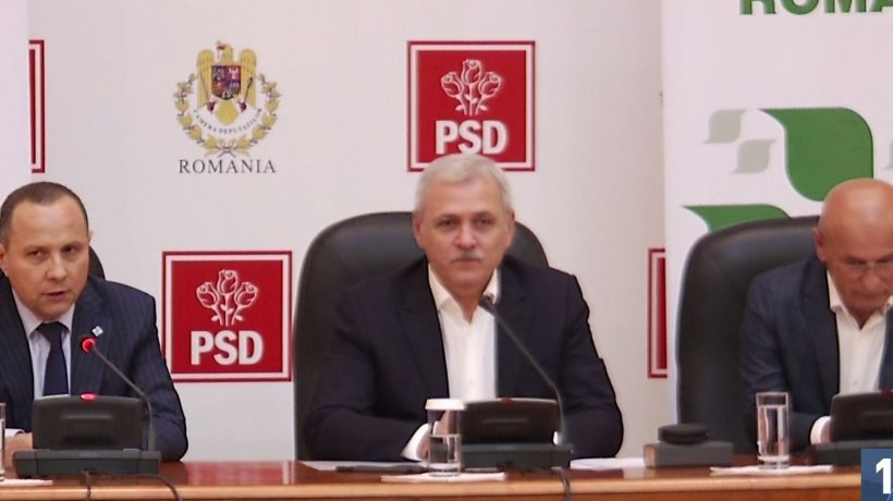 """Liviu Dragnea a făcut anunțul: """"S-a semnat alianță PSD - PNȚCD - PER pentru europarlamentare"""""""