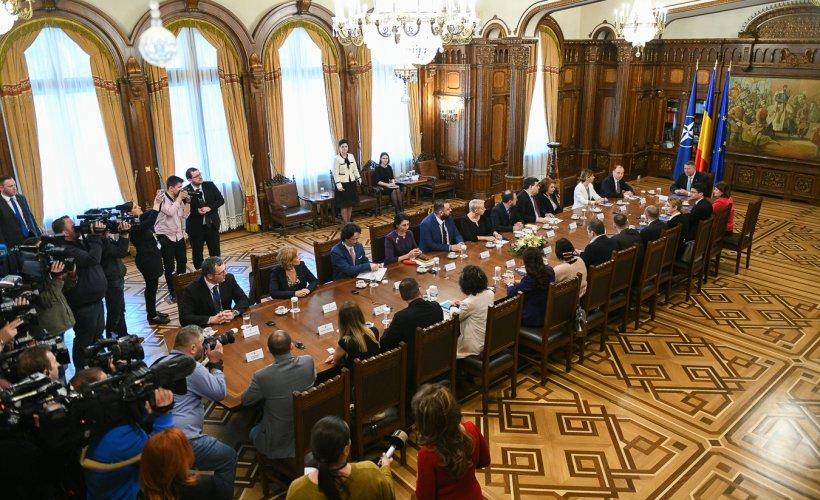 UNJR, după consultările de la Cotroceni: Imaginea de liniște invocată de președinte nu a însemnat că justiția funcționa fără probleme