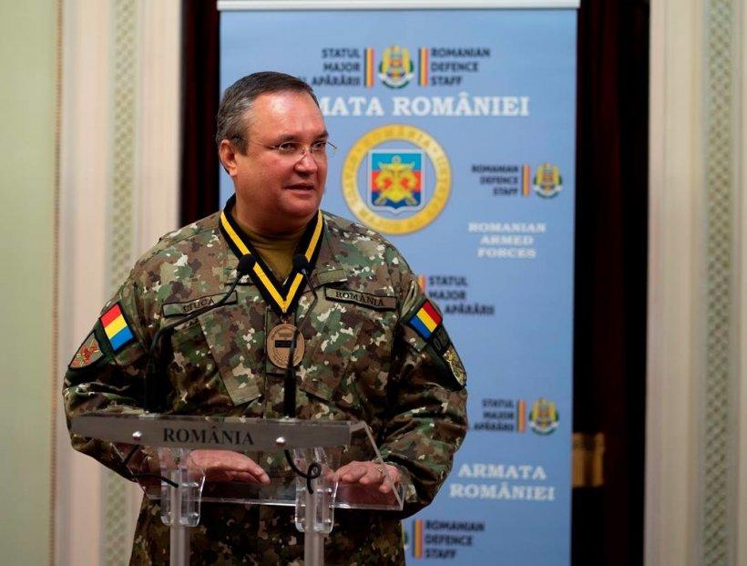 Ministerul Apărării a pierdut procesul cu președintele Iohannis pentru numirea generalului Nicolae Ciucă la șefia Statului Major al Armatei. Decizia nu este definitivă