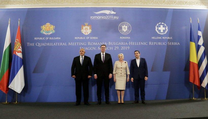 România, lider regional în Europa. Documentul semnat de premierul Dăncilă 16