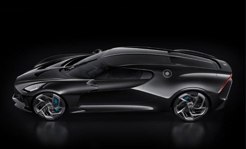 Bugatti a dezvăluit cea mai scumpă mașină din lume