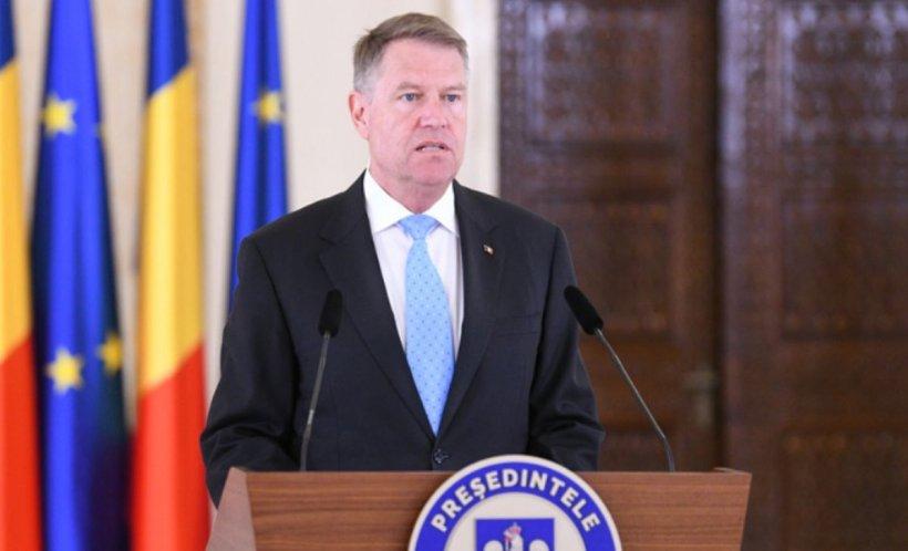 Președintele Klaus Iohannis: Asaltul PSD asupra justiției nu se mai termină! Voi consulta din nou Parlamentul