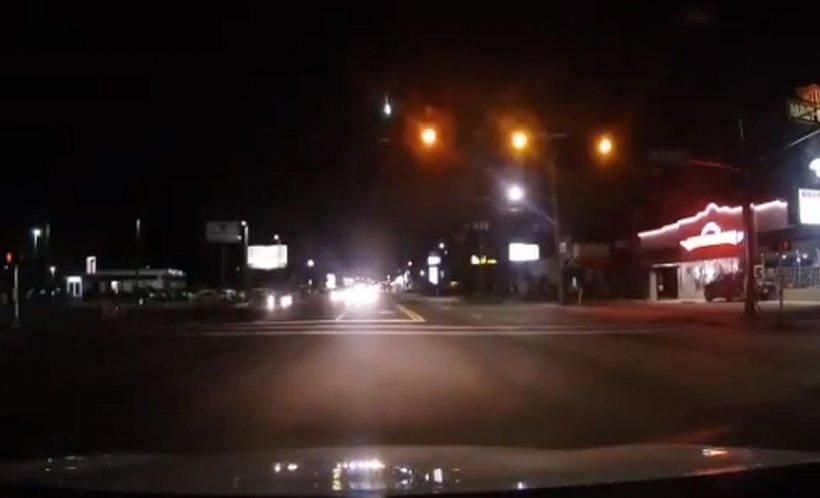 Un meteorit care a căzut în SUA a provocat temeri în rândul localnicilor - VIDEO