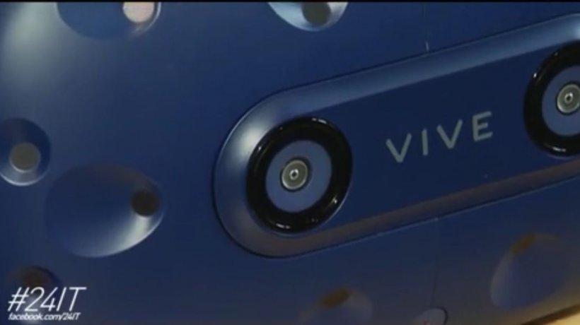 24 IT. Fără cabluri în realitatea virtuală