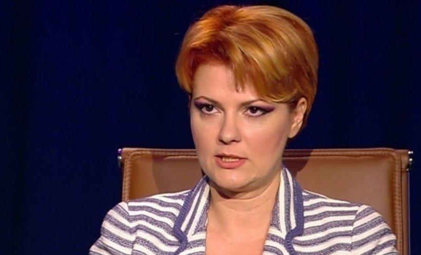 """Lia Olguța Vasilescu îi cere lui Augustin Lazăr să-și dea demisia: """"Îi cer să plece imediat din funcţie şi să îşi ceară scuze faţă de cei pe care i-a făcut să sufere"""""""