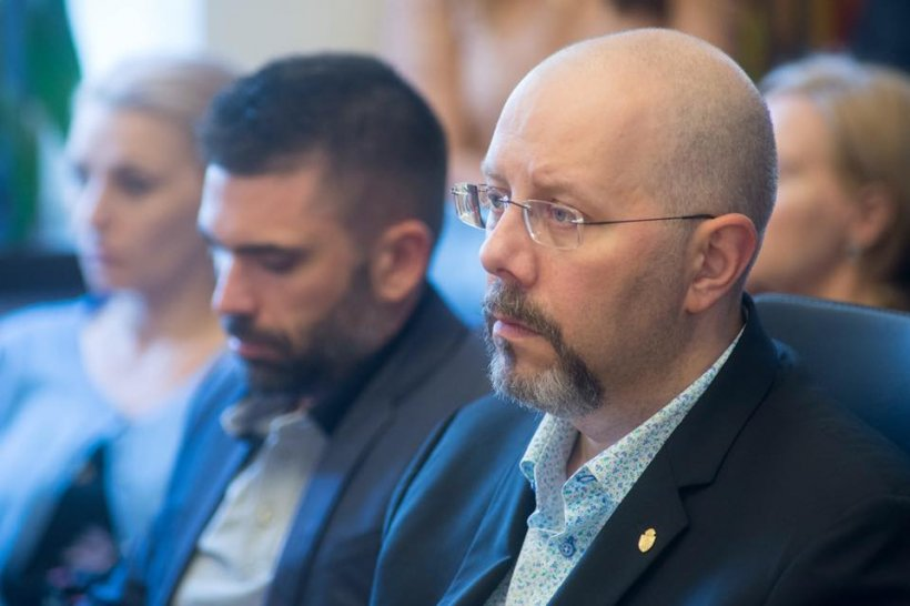 Consiliul Anti-Discriminare se auto-sesizează în cazul viceprimarului Capitalei, Aurelian Bădulescu
