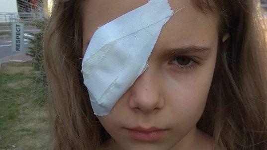 """Lucian din Suceava a ajuns la urgență oftalmologică cu fiica sa. Nu i-a venit să creadă ce i-a spus doctorița după doar 30 de secunde. """"M-am blocat"""""""
