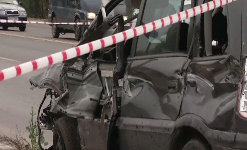 Accident grav lângă Capitală. Sunt mai multe victime