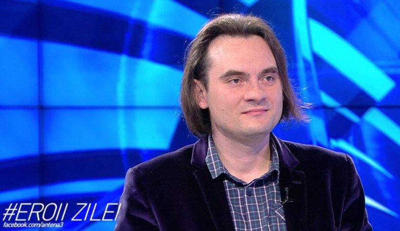 Eroul Zilei. Autorii care modernizează gramatica limbii române
