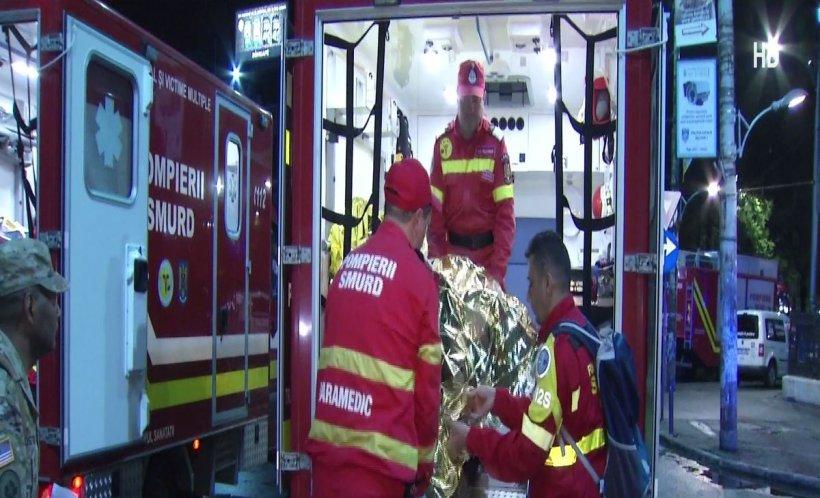 Explozie la stația de metrou Piața Romană. Cum s-a desfășurat cel mai mare exercițiu medical NATO