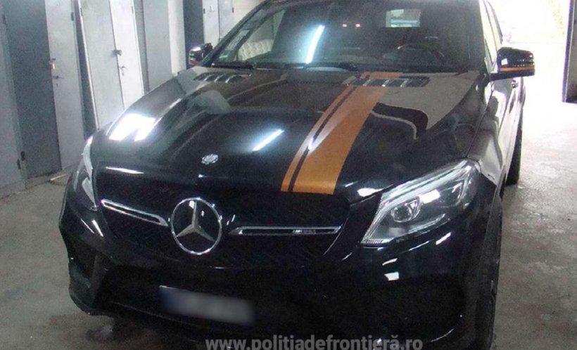 Un tânăr de 22 de ani s-a întors din Germania la volanul unui bolid Mercedes. Motivul pentru care a rămas fără el în Vama Siret