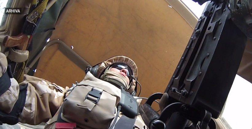 Cine sunt cei patru militari români răniți în Afganistan