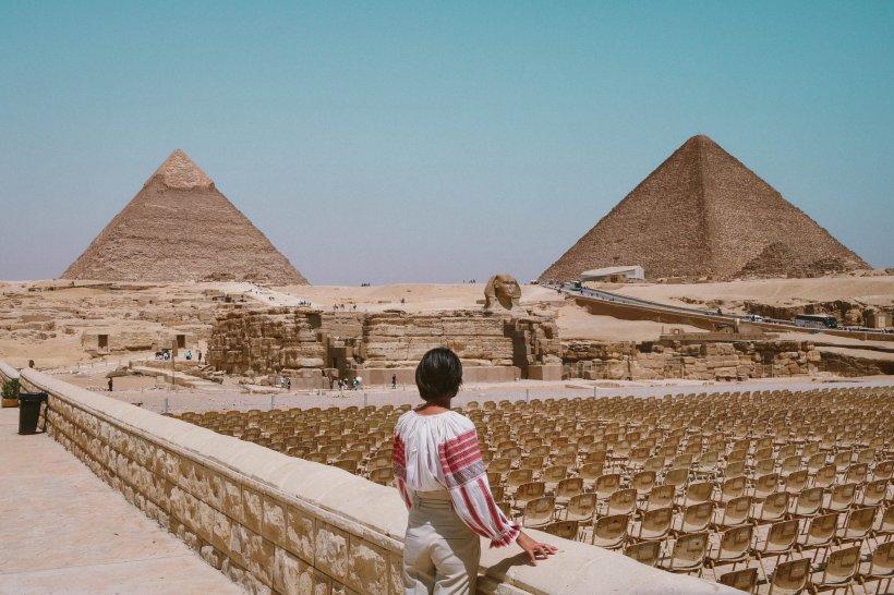 Egiptul, din nou o destinație atractivă pentru români