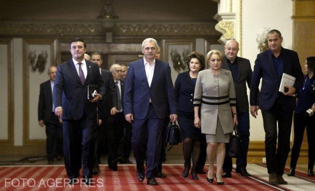 Liviu Dragnea și Viorica Dăncilă a ajuns la ședința CEX. Președintele PSD: Eu nu am încercat să îl fac pe Toader să își dea demisia. Nu fac așa ceva