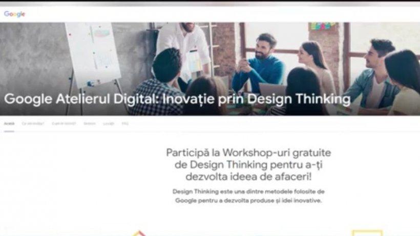 Un nou curs Google gratuit în România