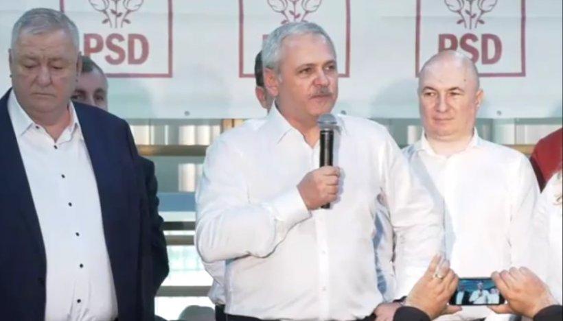 Liviu Dragnea: Moldova a fost mințită și exploatată electoral până acum. I-aţi auzit vreodată pe Iohannis şi clica lui vorbind vreodată de patriotism?
