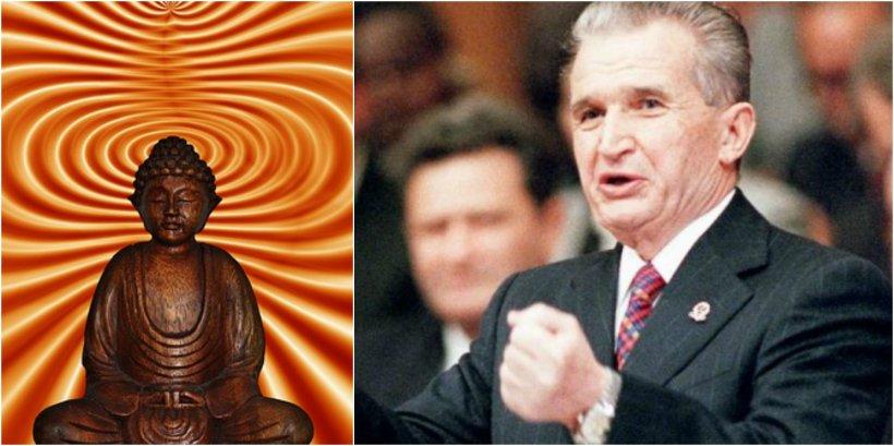 Nicolae Ceaușescu și meditația transcendentală