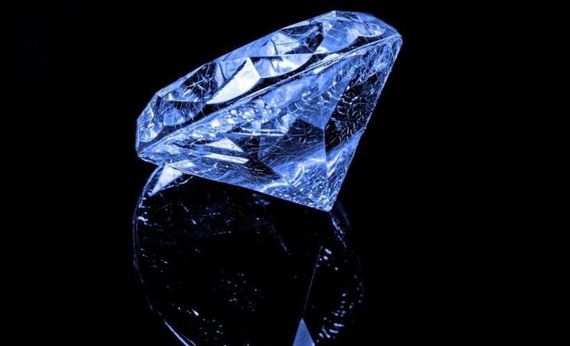 A fost descoperit un diamant albastru, rar, de 20 de carate. Are șanse să devină cea mai scumpă piatră prețioasă din lume