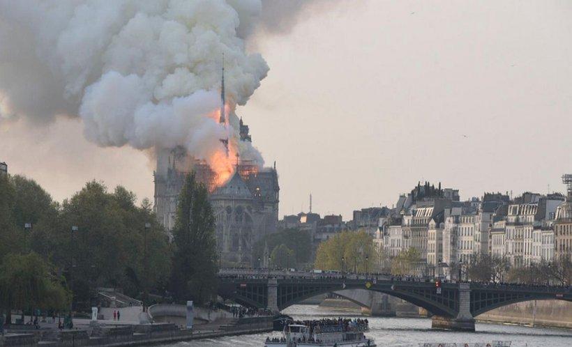 Incendiul de la Notre-Dame. O nouă anchetă a fost deschisă