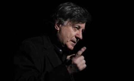 Ion Caramitru, despre greșeala pe tema Holocaustului făcută de fiul său, Andrei: Este o scăpare inadmisibilă!