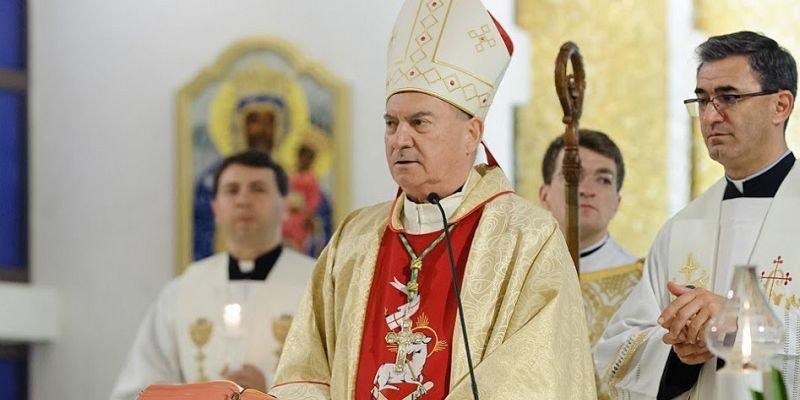 """PAȘTE 2019. Pastorala de Paști a PS Petru Gherghel, episcop de Iași: """"Acela care a înviat a trebuit mai întâi să treacă prin proba morții"""""""