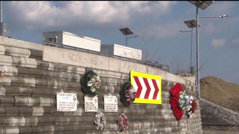 Răzvan Cuc, în vizită pe şantierele din Suceava. Ce măsuri se vor lua pentru ''zidul morţii''