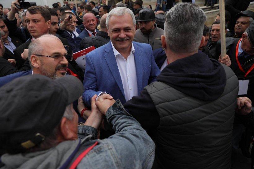 Liviu Dragnea, mesaj la ceas de seară: Am câteva vești proaste pentru trubadurii lui Klaus Iohannis și pentru cei care defăimează zi de zi România
