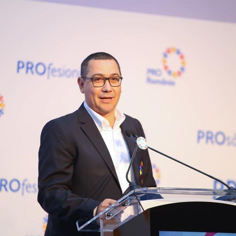 Victor Ponta vine cu un scenariu incredibil. Cine va asigura viitoarea guvernare