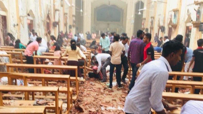 Autoritățile din Sri Lanka fuseseră avertizate în privința unor posibile atentate. Șapte suspecți au fost reținuți