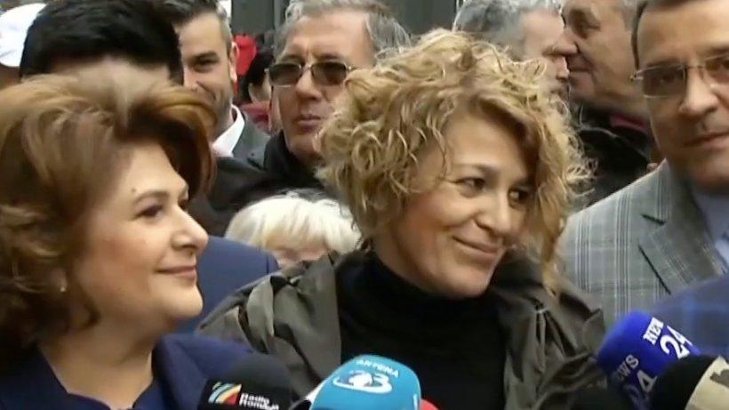 Carmen Avram, susținută puternic pentru Bruxelles