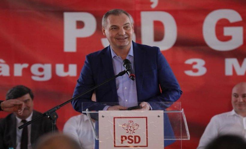 DNA: Mircea Drăghici, trezorierul PSD, urmărit penal pentru o altă infracţiune de delapidare