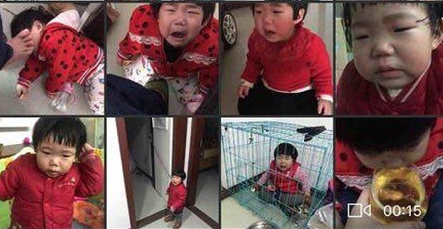 Și-a încuiat fiica de un an și jumătate într-o cușcă de metal și apoi i-a trimis pozele fostei soții, din răzbunare. Poliția nu i-a făcut nimic dintr-un motiv ireal