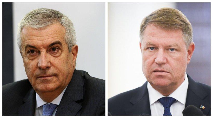 Tăriceanu sau Iohannis? Pe cine ați vota la alegerile prezidențiale?
