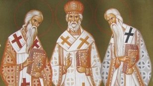 CALENDAR ORTODOX 24 aprilie. Cei trei sfinți care au întărit unitatea românilor în jurul dreptei credințe. Miercurea mare