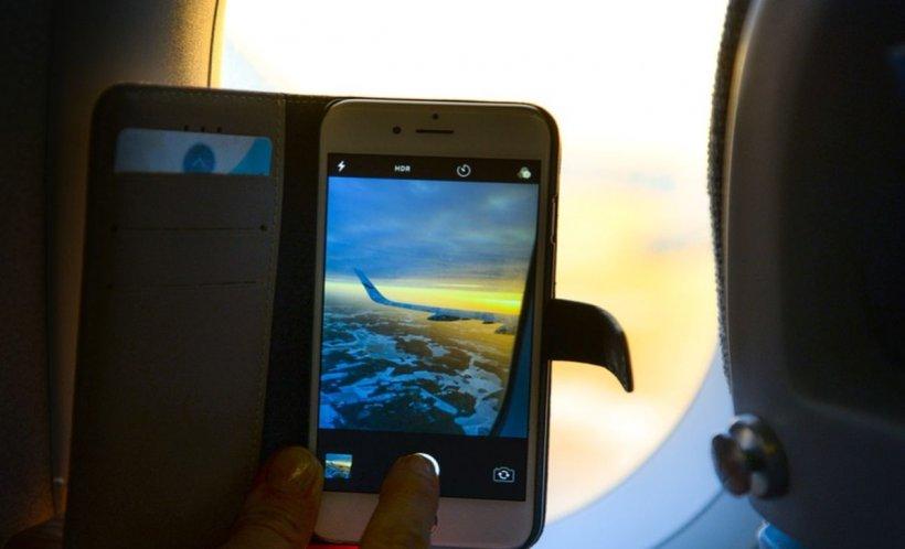 Ce se întâmplă dacă nu-ți setezi telefonul în modul Avion atunci când urci la bord. Sigur nu știai asta!