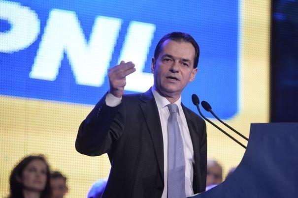 Liderul PNL a anunțat când va fi depusă moțiunea de cenzură împotriva Guvernului Dăncilă