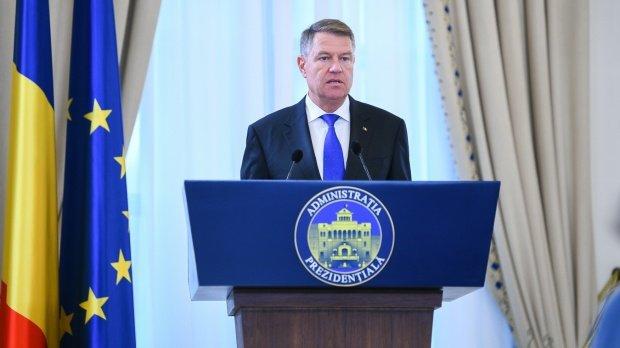 """Președintele Klaus Iohannis: """"Această remaniere e un fel de farsă. Nu o accept aşa cum a fost propusă"""""""