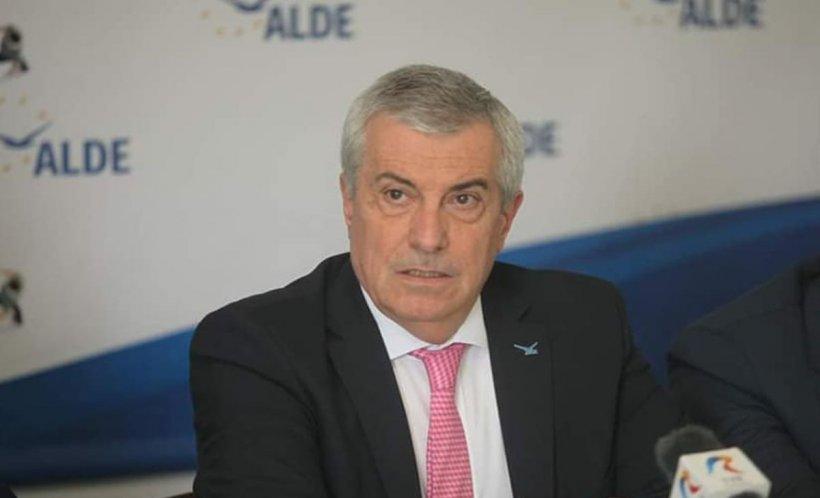 """Tăriceanu, mesaj pentru Dăncilă: """"Suntem în orice moment dispuşi să acordăm în Parlament votul pentru remanierea Guvernului"""""""